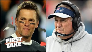 What should we think about Bill Belichick following Brady's 7th Super Bowl win? | First Take