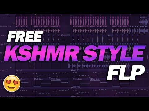 Free KSHMR Style FLP: by Faxonat [Only for Learn Purpose]