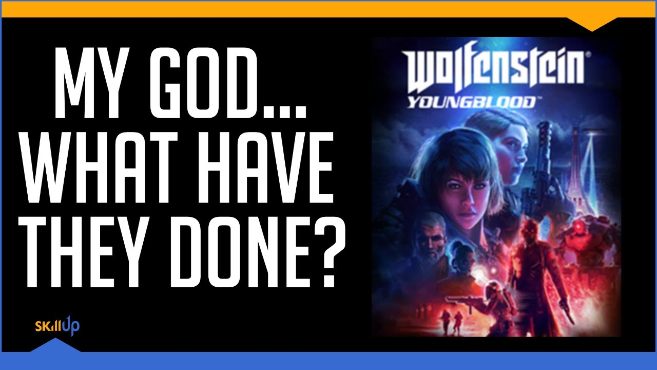 Wolfenstein Youngblood Is The Second Worst Game I've Played This Year (Review) thumbnail