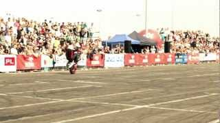 STUNTER13 - WORLD STUNT GP 2012 - 1ST PLACE SEMI FINAL RUN