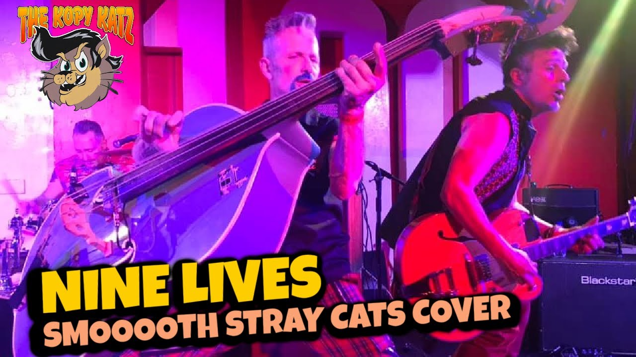 Best bass line ever? The Kopy Katz cover a Stray Cats classic
