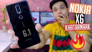 NOKIA 6.1Plus/X6 Day In Life + My Everyday Carry 😱🔥