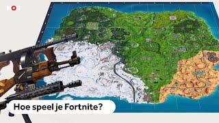 FORTNITE: Hoe speel je het spel Fortnite?
