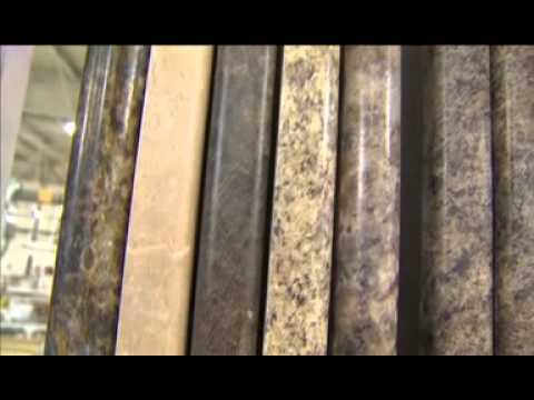 Vt Postformed Laminate Countertop Tour Video Youtube