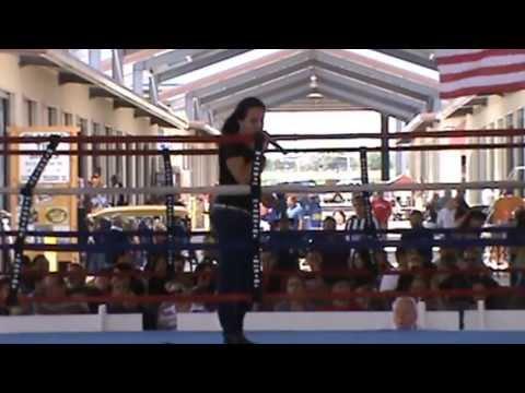 Amatuer Boxing at Trader Village Flea Market