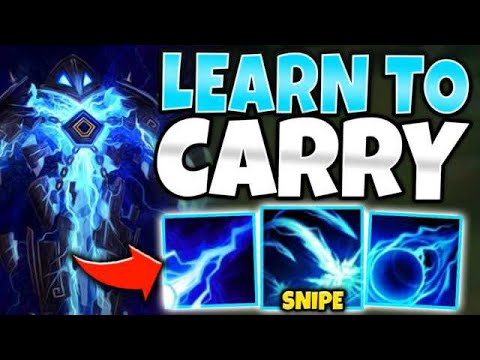#1 XERATH WORLD TEACHES YOU HOW TO CARRY WITH XERATH (INFORMATIVE) - League of Legends