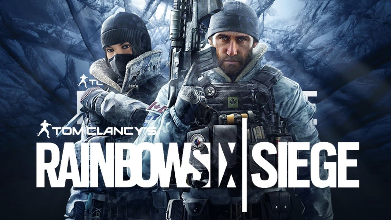 Rainbow Six Siege Buck Frost Youtube