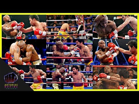 This Is How Floyd Mayweather Jr Will be Remembered #MayPac (Manny Pacquiao vs Floyd Mayweather Jr.)