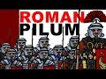 Ancient battle tactics in the classical world (The legion's Roman Pilum)