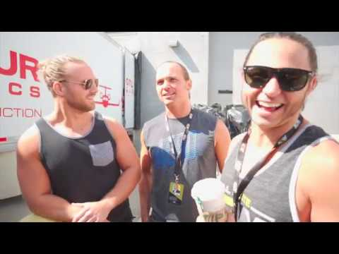 """Backstage At All Out"" - Being The Elite Ep. 168"