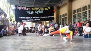 2013s.m.j.k krian 跳舞比赛