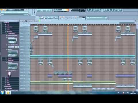 Welcome To St. Tropez - (FULL) Fruity Loops Remake + FLP Download