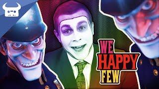 WE HAPPY FEW - THE RAP SONG   Dan Bull