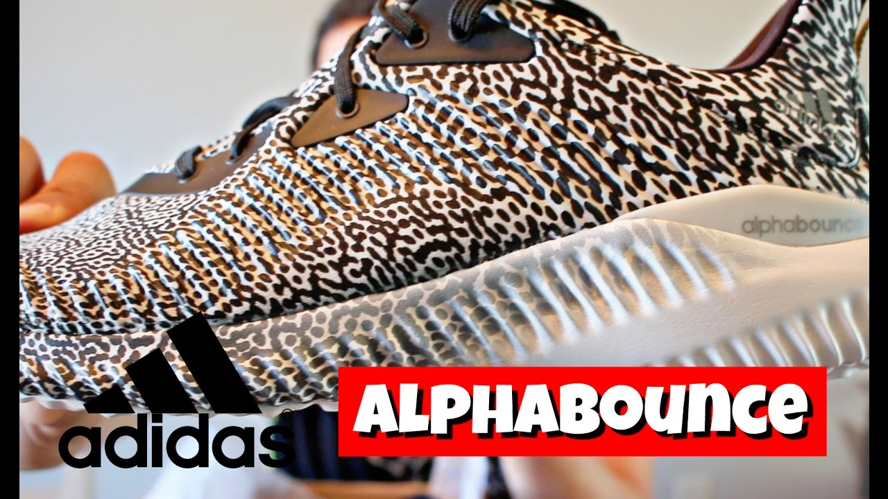 adidas alphabounce m aramis überprüfung guter schuh oder pleite?youtube