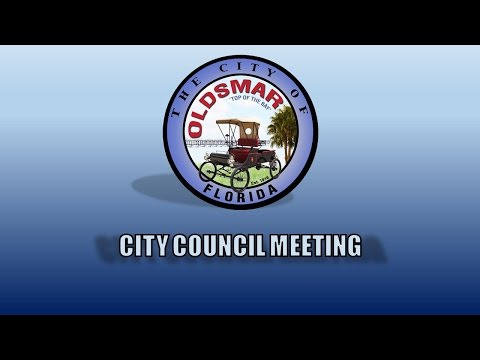 City of Oldsmar Council Meeting, 11/15/2016