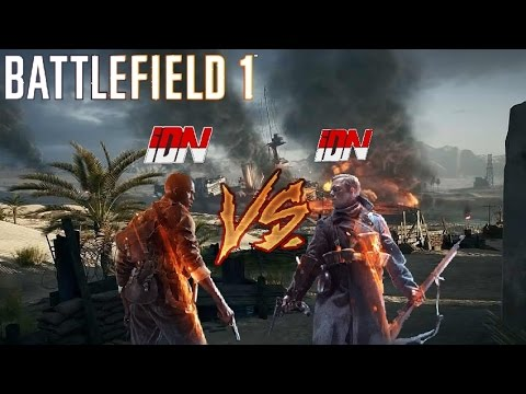 Battlefield 1 | IDN VS IDN | Suez map 64 vs 64