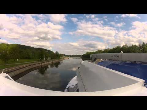 Euro 2012:  Sailing the Danube on the River Countess
