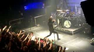 Anthrax - Antisocial (Trust cover) - 2.7.2014 The Academy, Dublin, Ireland