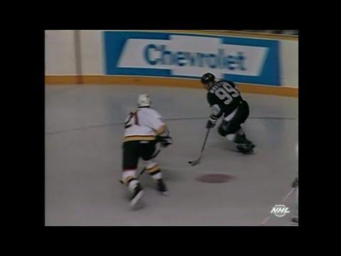 Kings @ Canucks - Game 4 1991 Playoffs
