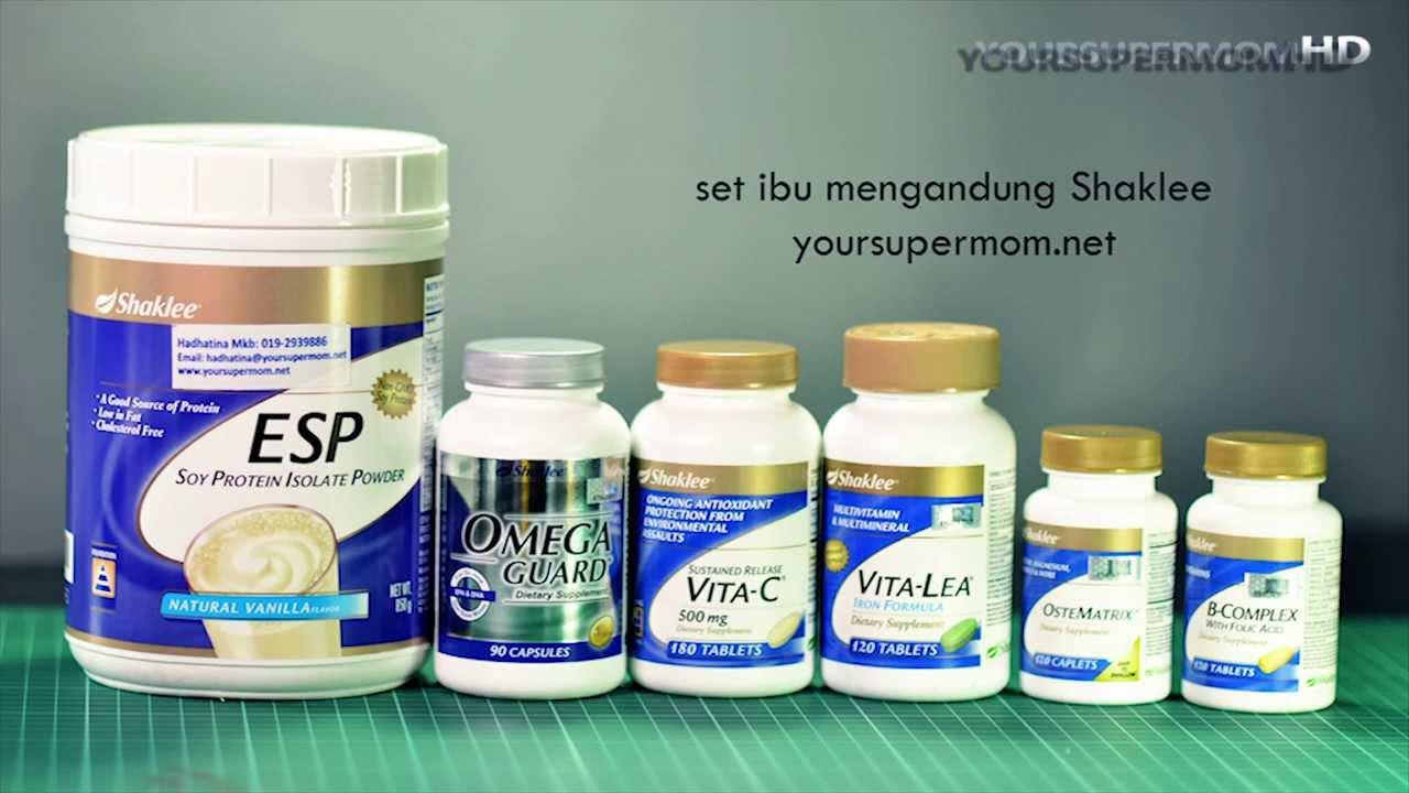 Vitamin Ibu Mengandung Supaya Kekal Cergas Bertenaga ...
