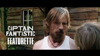 Captain Fantastic avec Viggo Mortensen - Featurette
