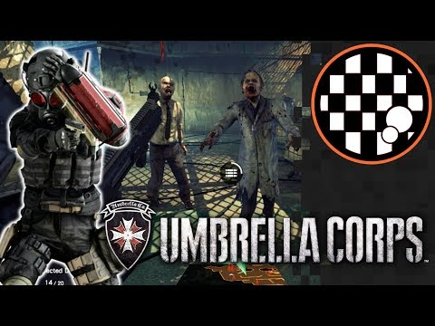 Umbrella Corps | Terrible Resident Evil Spin-Off