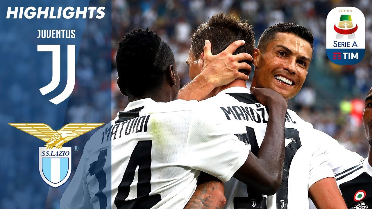 Download Juventus 2-0 Lazio   Ronaldo Assist in Juventus Win   Serie A