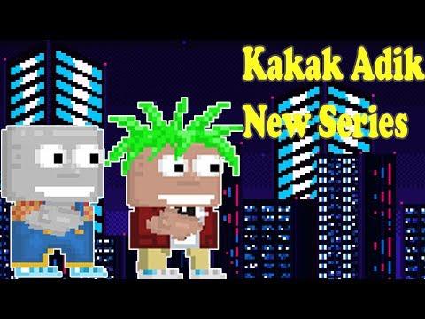 Kisah Kakak Adik New Series part 1 | GROWTOPIA INDONESIA