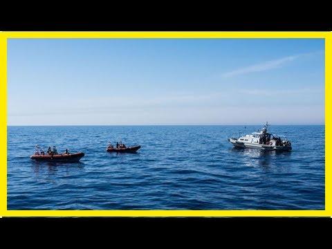 Box TV-5 immigrants dead at the hands of the Libyan coast guard