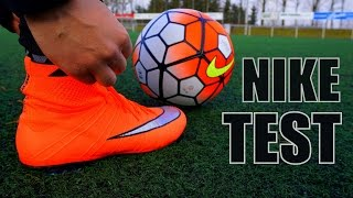 NIKE SUPERFLY vs MAGISTA vs HYPERVENOM II | Ultimate Test and Review