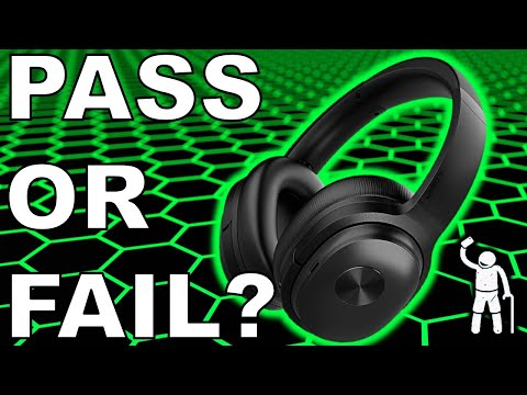 Cowin SE7 ANC Wireless Headphones Review! Pass or Fail?