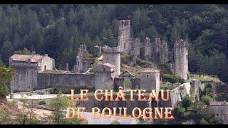 Ardèche - Château de Boulogne (vers Aubenas)