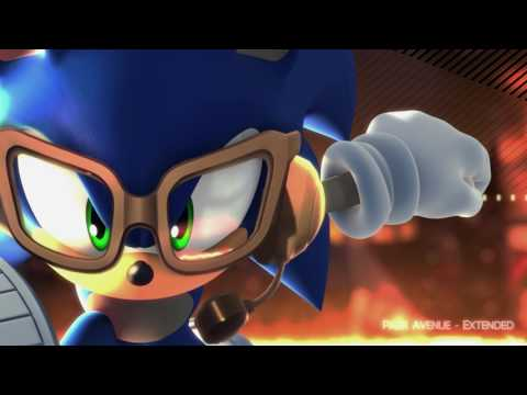 🎵 Sonic Forces OST - Park Avenue (Custom Character) [Extended Version]