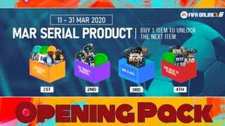 Fifa Online 3 Open Pack 2020