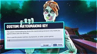 🔴(NA-East) CUSTOM MATCHMAKING SOLO/DUO/SQUAD SCRIMS FORTNITE LIVE /PS4,XBOX,PC,MOBILE,SWITCH