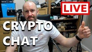 Crypto Chat - Verge (XVG) Partnership, Mining Talk, Trading Talk, & More - Live Stream