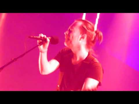 Radiohead - The National Anthem - Live @ The Moda Center 4-9-17 in HD