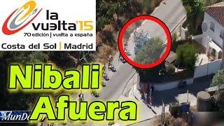 VINCENZO NIBALI EXPULSADO de la Vuelta a España 2015 Nibali disqualified for cheating La Vuelta 2015