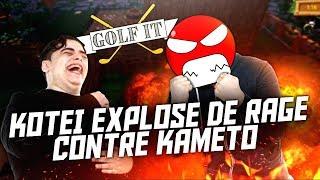 KOTEI EXPLOSE DE RAGE CONTRE KAMETO ! (INSOLITE)