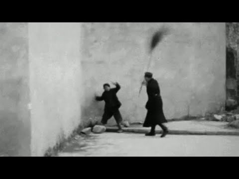 Rare Footage Of Life In Warsaw Jewish Ghetto Shown In Poland