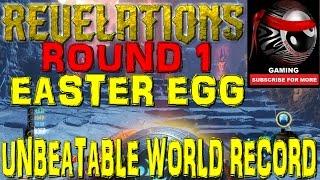 ROUND 1 UNBEATABLE WORLD RECORD