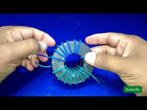 free energy light bulb magnet power generator