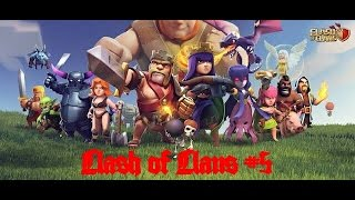 Clash of Clans (Deutsch / German) #5 - Satz mit X
