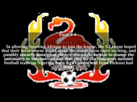 Sporting Afrique FC Top # 8 Facts