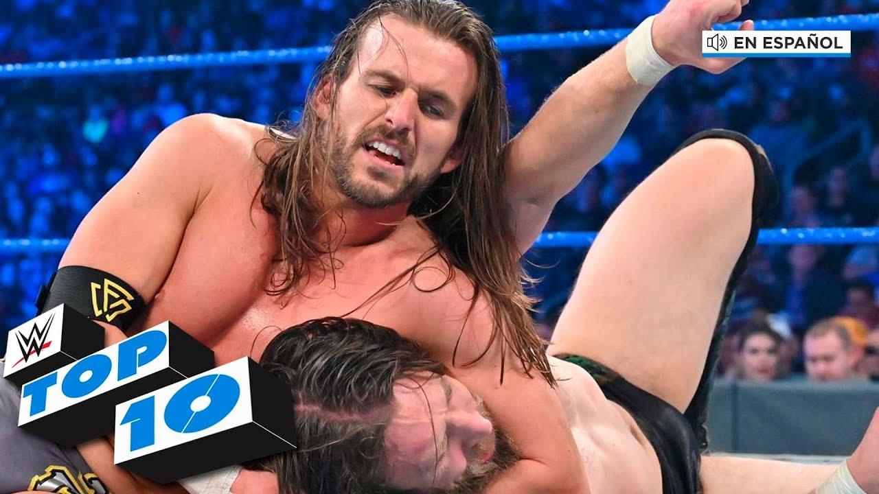 Top 10 Mejores Momentos de SmackDown En Español: WWE Top 10, Nov. 1, 2019