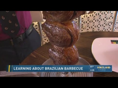 Learning About Brazilian Barbecue
