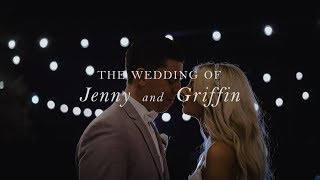 Jenny and Griffin's Wedding Film