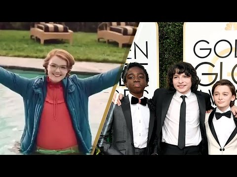 Thumbnail: 2017 Golden Globes Opening Highlights - Barb from Stranger Things is Back!