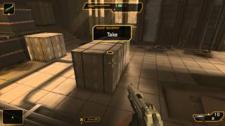 Deus Ex The Fall Pc Gameplay