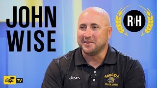 Roundhouse podcast  - Wichita State track and field with John Wise